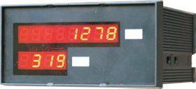 Totalizzatore e predeterminatore - Indicatore di portata ...